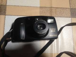 Analog Camera Pentax Espio 80 E