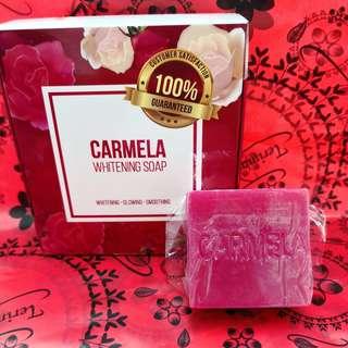 🚚 Carmela Whitening Soap