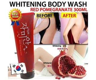 Korea Whitening Body Wash