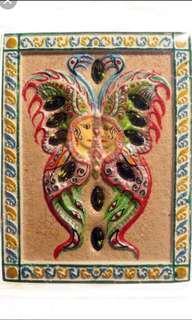 Kruba krissana butterfly BE2544/ 45 Block B
