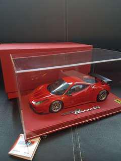 1/18 BBR Ferrari 458 GT2 2011