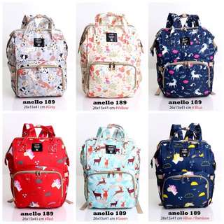 Tas Anello backpack 189