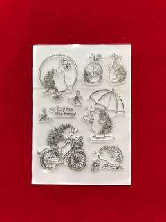 Animals stamps #28 scrapbook clear stamps