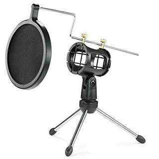 Microphone Stand F-6