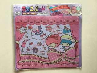 Sanrio little twin stars lts mousepad