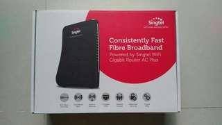 Singtel Wifi gigabit router ACplus