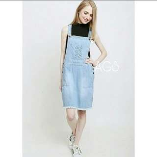 woman jeans overall