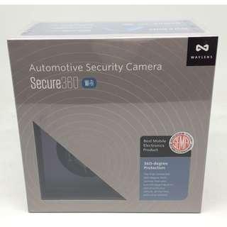全新 Waylens Automotive Security Camera Secure 360 wifi