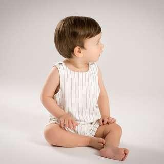 0-3T Baby Cotton Romper