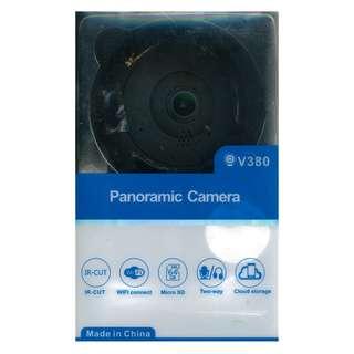 🚚 Wifi Smart Security Camera Fisheye CCCTV Wireless V380