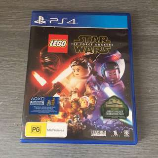 PS4 LEGO Star Wars