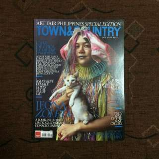 Town & Country Art Fair Philippines Special Edition