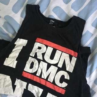 Run DMC singlet