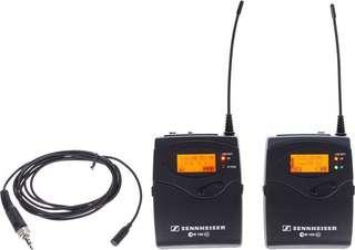 Main View   Sennheiser ew 112-p G3 Camera-Mount Wireless Microphone