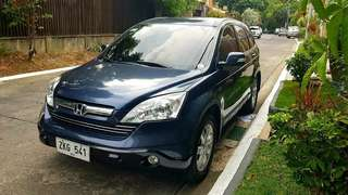 Honda Crv 2007 top of the line 2.4