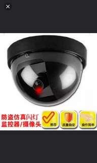 (4件/4pieces) 真實款模擬仿真防盜電眼CCTV (唯多推廣系列) (包Buyup自取站取貨) (dummy CCTV)