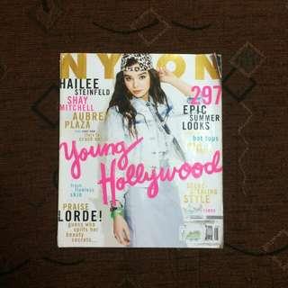 Nylon Magazine : Hailee Steinfeld