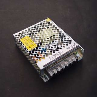 12V 8.5A Switching Power Supply 100W A-100FAN-12
