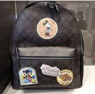Coach x Disney Minnie Mouse Backpack