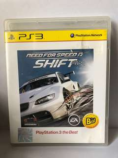Need For Speed Shift for Sony PS3