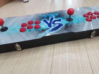 Arcade Vs console 800 over games
