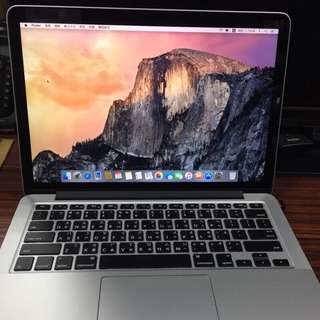 "Apple macbook pro retina late 13"" 吋 蘋果筆電"