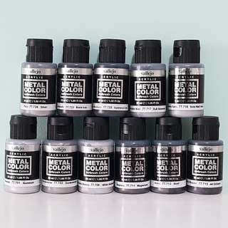 Vallejo Metal Color 32ml acrylic paint