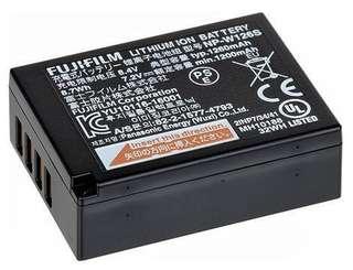 Fujifilm NP-W126S Li-Ion Battery
