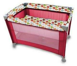 嬰兒兒童雙層遊戲床