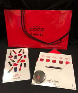 Chanel game centre 禮物包