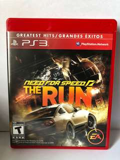 Need for Speed The Run for Sony PS3