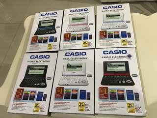 Kamus Elektronik Casio EW-ID100 BK
