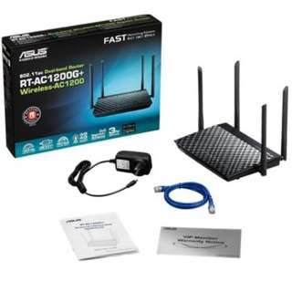 ASUS AC12000G+ Router NEW