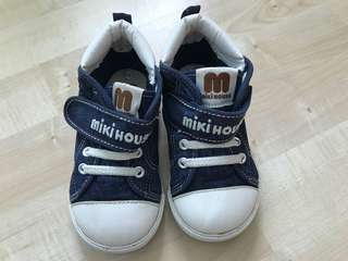 MIKI HOUSE shoes 15.5cm