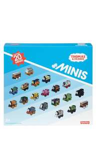~Ready Stocked~ Fisher-Price Thomas & Friends MINIS, 20 Pack