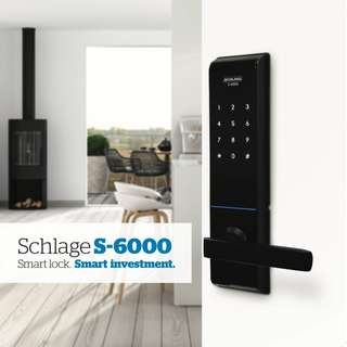 Schlage S-6000 Digital Lockset ( Projects Only )