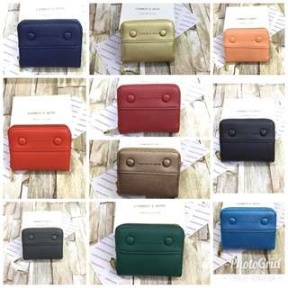 Charles and Keith Wallet Small