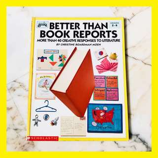 Scholastic Better Than Book Reports
