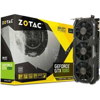 Zotac GTX1080 AMP! Extreme