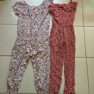 Jumpsuit bundle