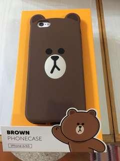 Line 熊大 電話套 iPhone6/6S