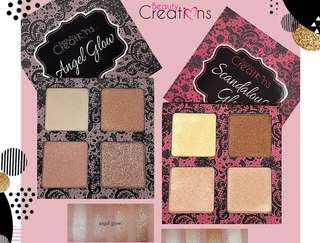 Beauty creations angel glow palette