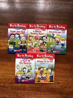 Robin Series Children Books