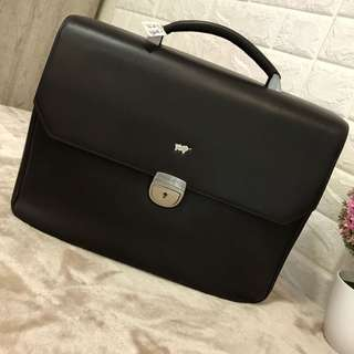 Braun Buffel office bag