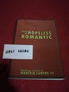 Para Sa Hopeless Romantic (self-published edition w/comics)