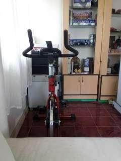 Muscle spinner bike