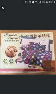 Pillow case / cover and bolster cover