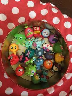 MOSHI MONSTERS TOY