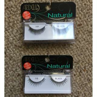 BUNDLE: Ardell Lashes - NEW Fake Lashes