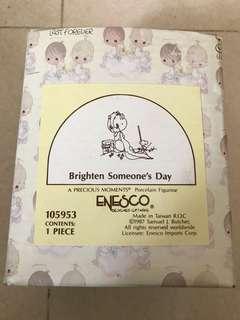 Brighten someone's day precious moments